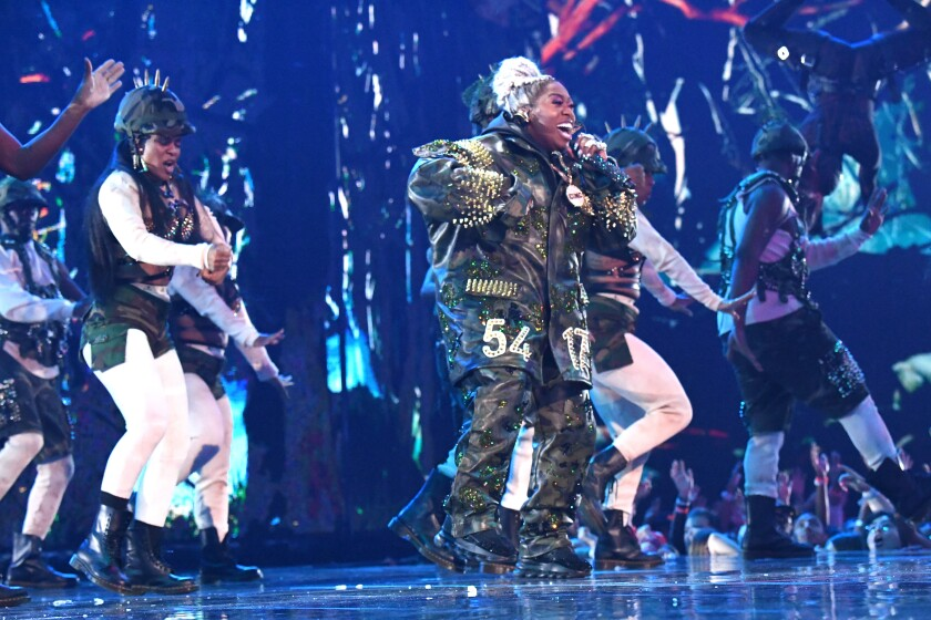 Missy Elliott at VMAs