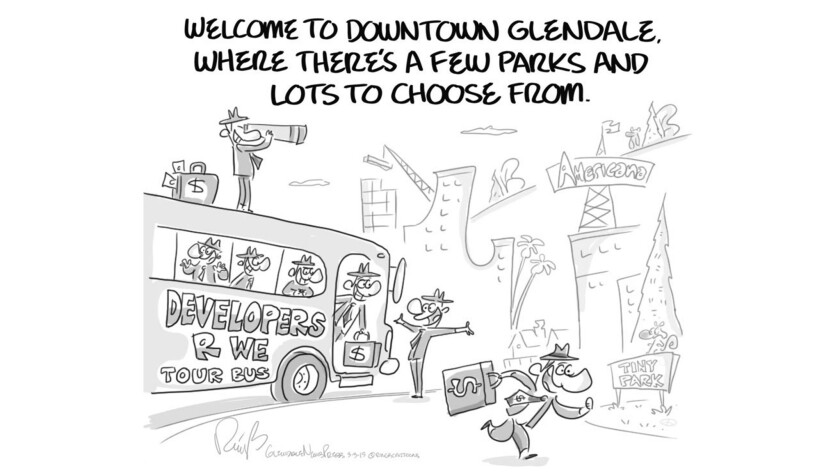 """Final cartoon _ Come And Get It"""" to be published in GNP on 3-3-19. (Bert Ring)"""