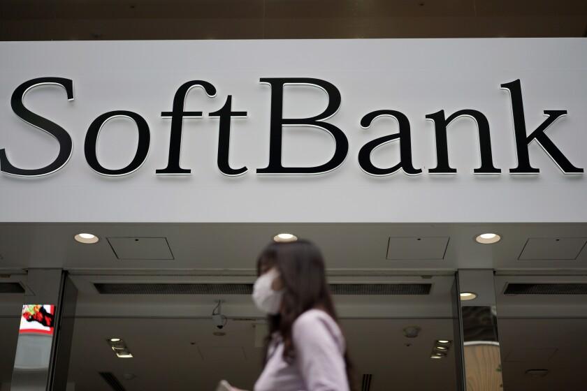 Japan SoftBank Earns