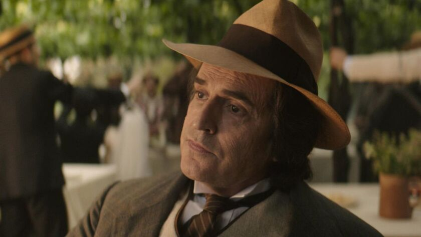 """Rupert Everett as Oscar Wilde in the movie """"The Happy Prince."""""""