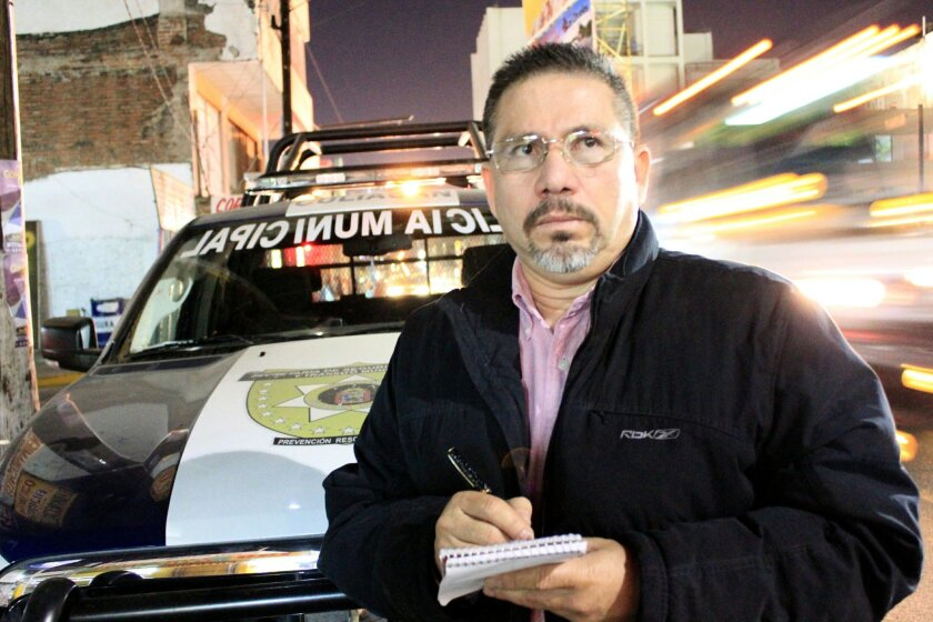 """Javier Valdez Cárdenas: """"This case shows sadly how Mexico, in its society and government, has forgotten about children and youth."""""""