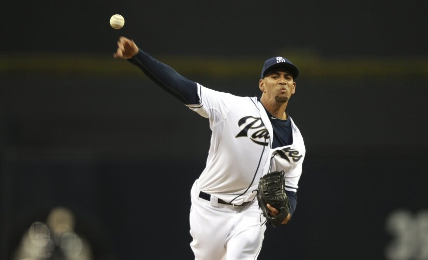 Padres pitcher Tyson Ross has been placed on the disabled list with a rare shoulder issue that's not so rare with the San Diego rotation.