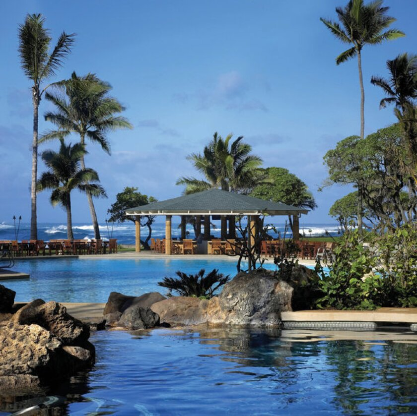 Turtle Bay Resort on Oahu's North Shore will be the setting for the Feb. 28-March 3 Wanderlust Festival, which features food, wine, yoga and music.