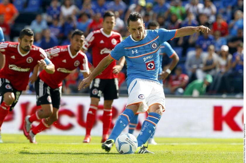 Christian 'Chaco' Giménez quiere seguir dominando a las Águilas del América.