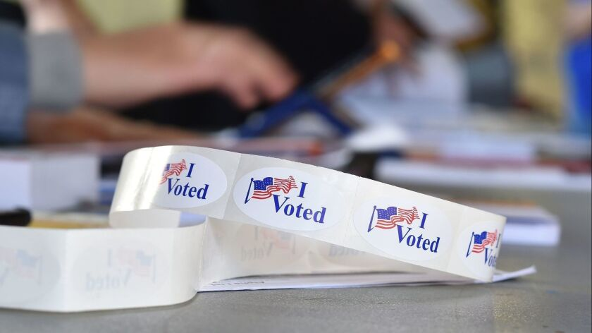 California's primary election in 2020 will be held on Mar. 3, after lawmakers m