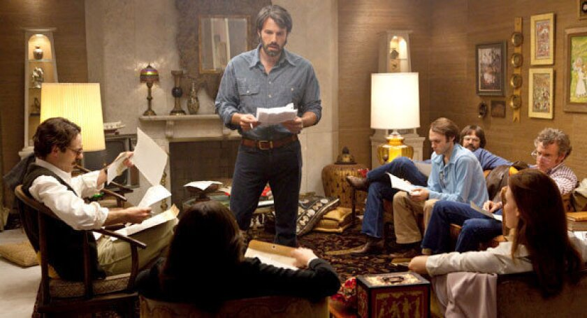 'Argo,' 'Beasts,' 'Lincoln' among Scripter Award nominees