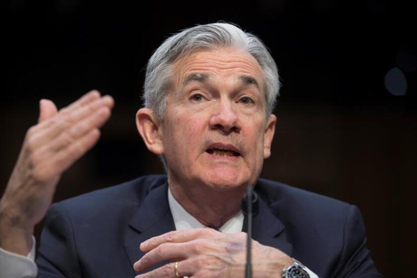 El nuevo presidente de la Reserva Federal (Fed), Jerome Powell. EFE/EPA/Archivo