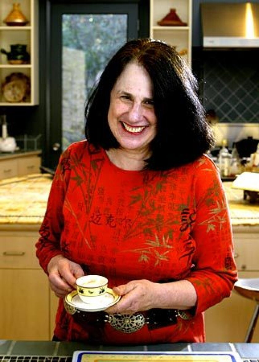 Cookbook author Paula Wolfert's fascination with clay pots began at age 19.