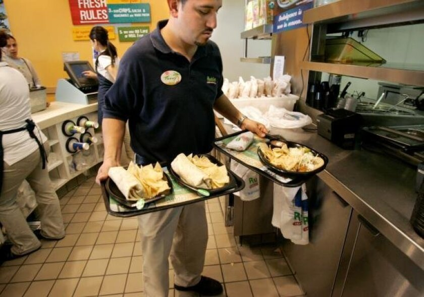 New law requires restaurants to use more-healthful oil - The San