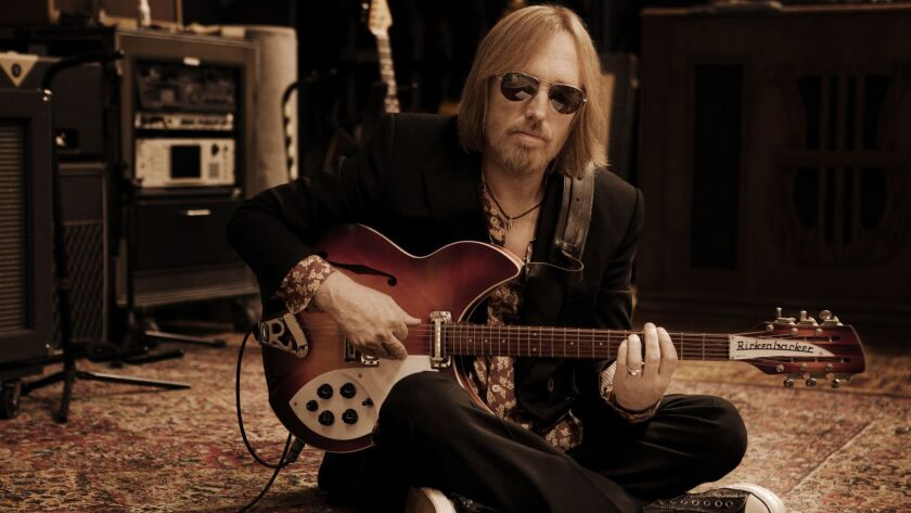 "***ONE TIME USE ONLY. FOR USE WITH STORY ON TOM PETTY ALBUM ""AMERICAN TREASURE"" by RANDY LEWIS RUNN"