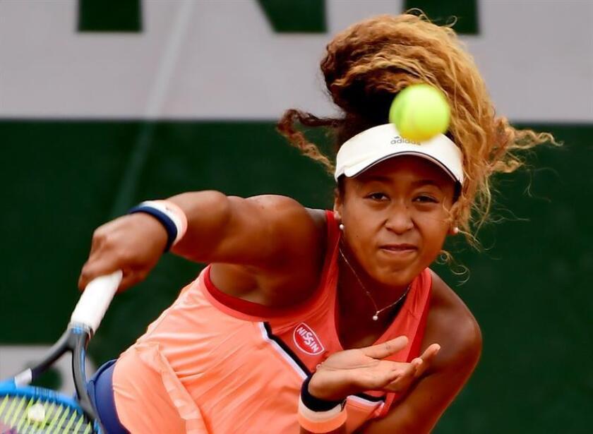 Imagen de archivo de la tenista japonesa Naomi Osaka. EFE/Archivo