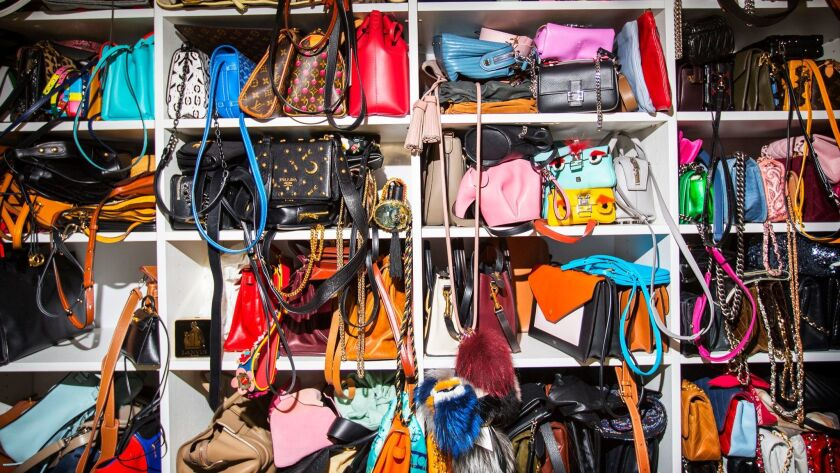 """Ferragni says she's """"not a crazy shopper. I work with so many designers that I get a lot of stuff."""""""