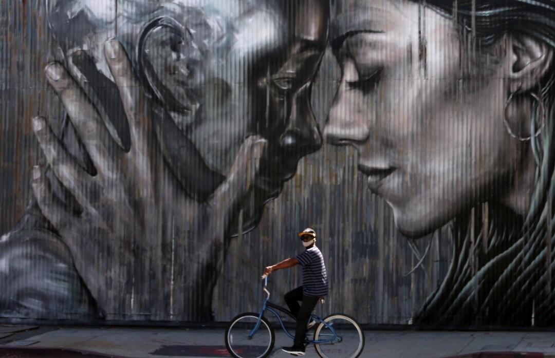 Arts District in Los Angeles