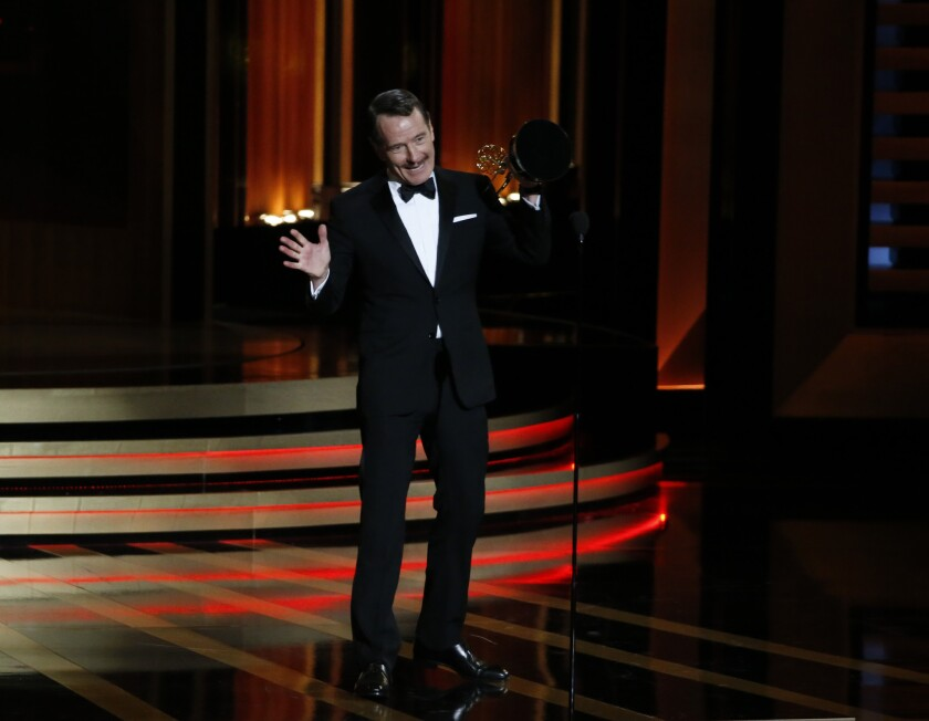 Emmys 2014: For good and bad, it's a 'Breaking' night