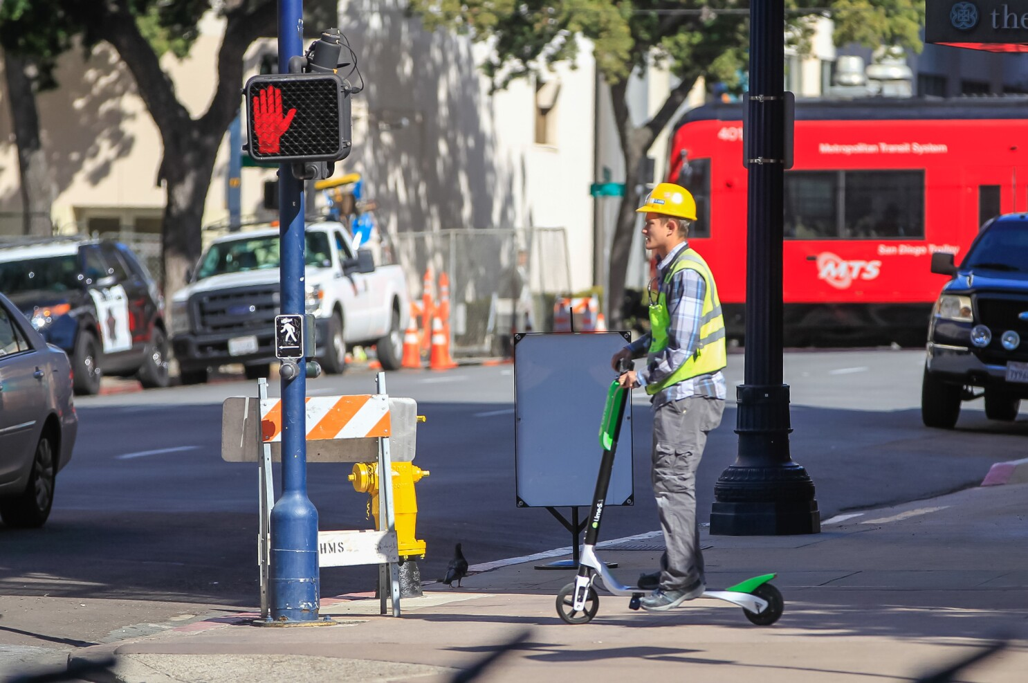 Is e-scooter company Lime leaving the city a loss for San Diego?