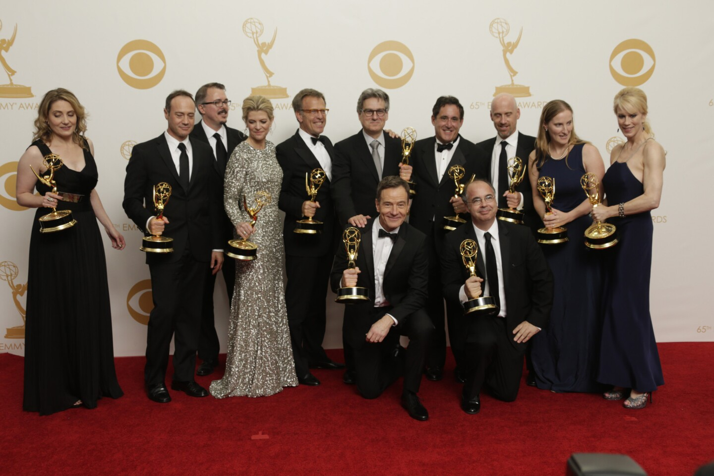 Emmys 2013 - show