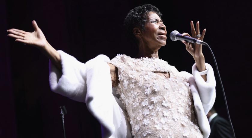 Aretha Franklin ha muerto. Tenía 76 años.