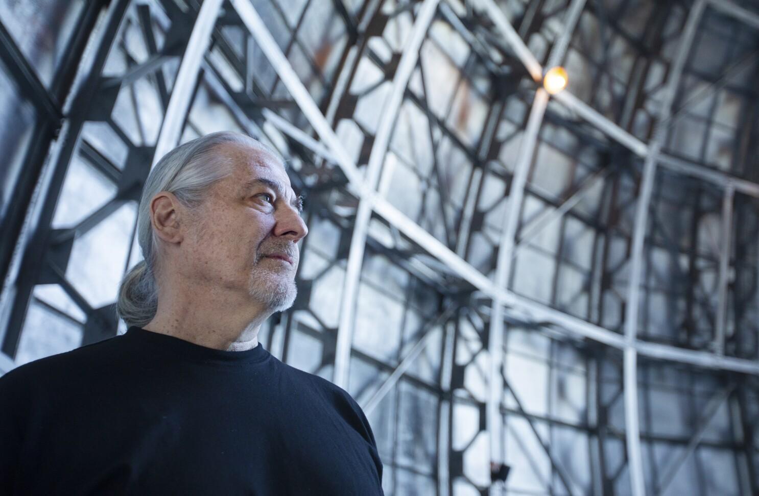 Review: At Mt. Wilson, cosmic sound art reaches far beyond a mere moon landing