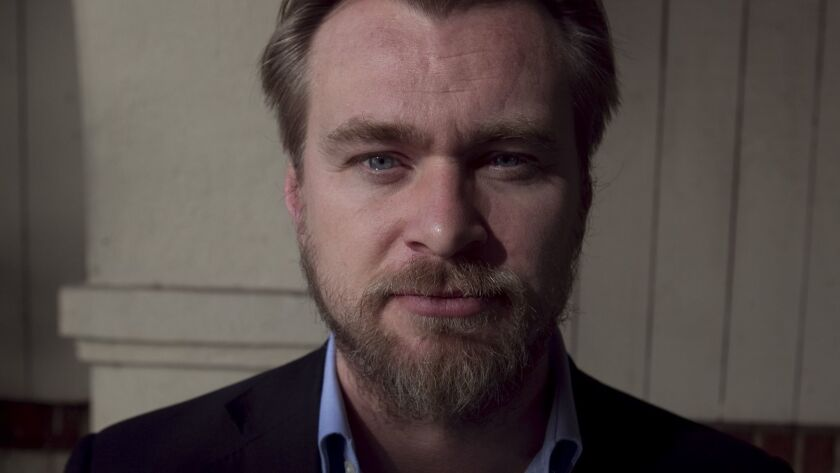 Christopher Nolan On Dark Knight And Its Box Office Billion It S Mystifying To Me Los Angeles Times
