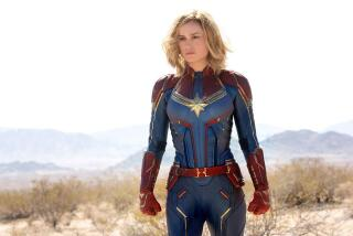 'Captain Marvel' review by Kenneth Turan