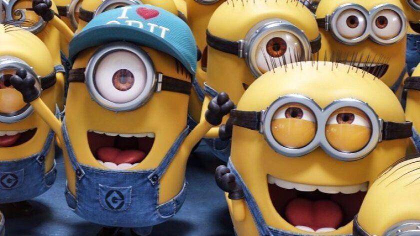 "The Minions return in ""Despicable Me 3."" Illumination, who brought moviegoers ""Despicable Me"" and th"