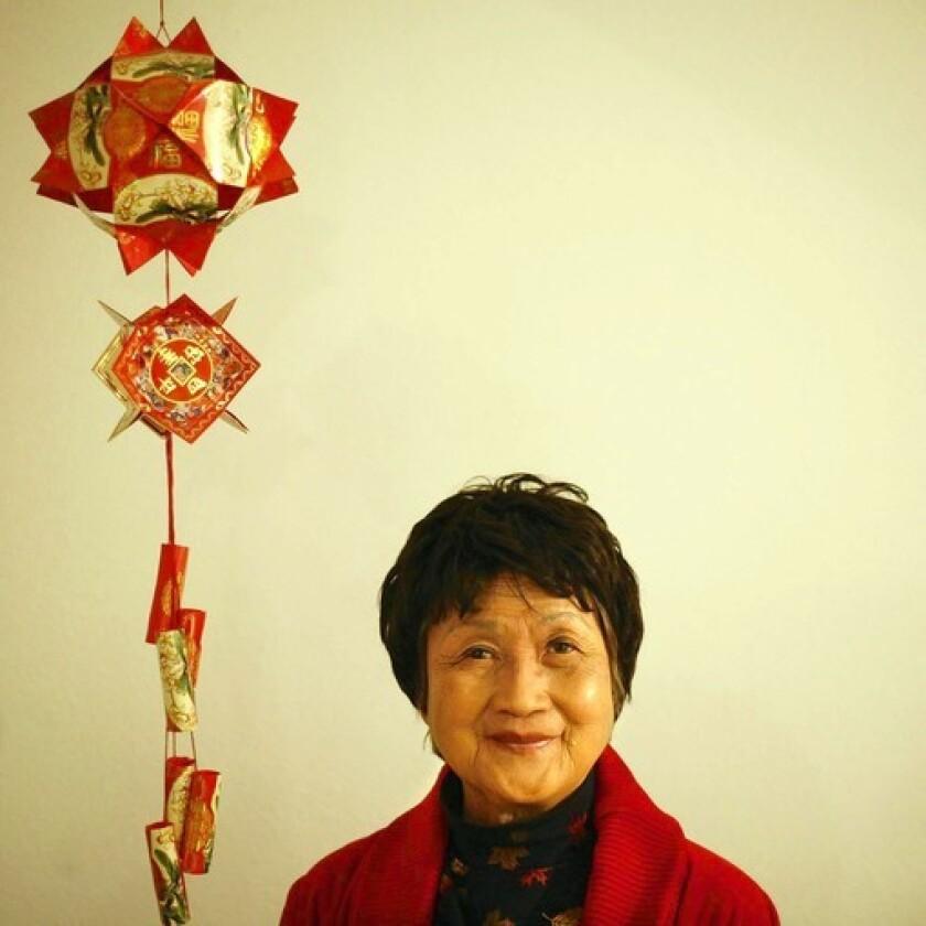 Chinese grandmother Tina Wong
