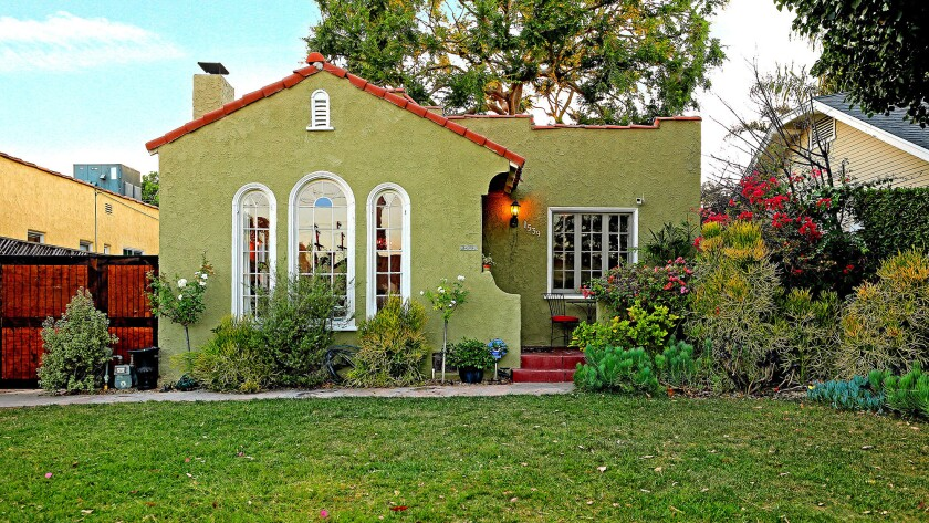 Hot Property | Is the starter home a thing of the past? In L.A.; it all depends on location