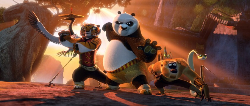 Monkey King Breaks Kung Fu Panda 2 Record In China As Monster Hunt Surges Los Angeles Times