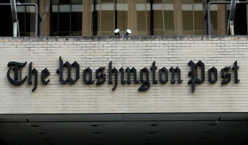 Washington Post publisher