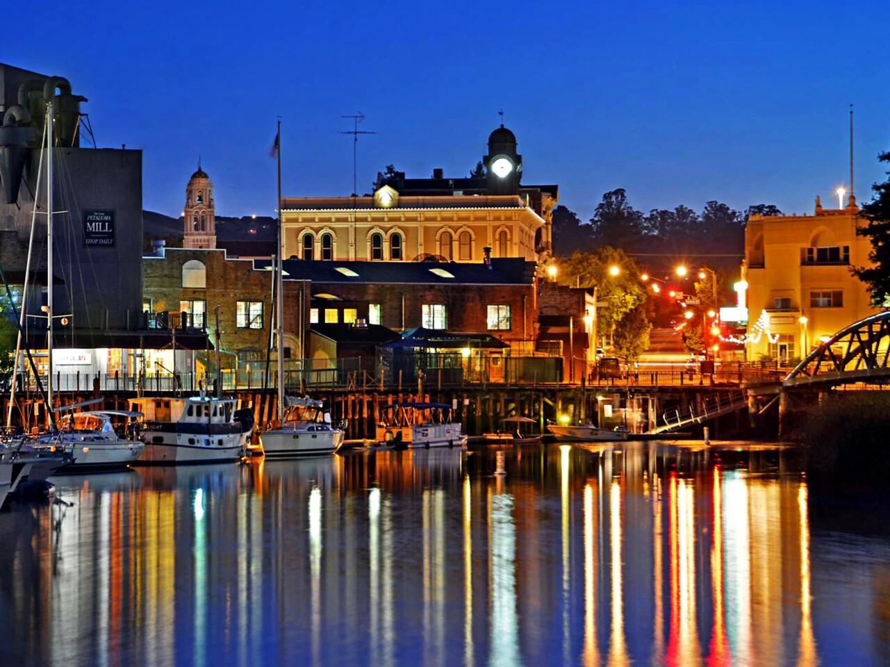 Weekend getaway to Petaluma