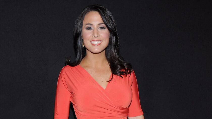 La anfitriona de Fox News Andrea Tantaros presentó una demanda por acoso sexual contra Fox News y sus principales ejecutivos (Getty Images).