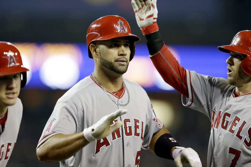 Albert Pujols, closing in on 500 homers, showed greatness at early age