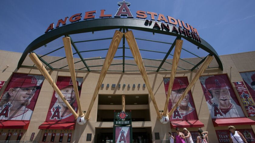 """""""[F]rom the tone of Tuesday night's Anaheim City Council vote — which reinstated the Angels' lease with a second amendment that extends an out clause until 2020 — it is unlikely that the city will ever get its name back on the team."""""""