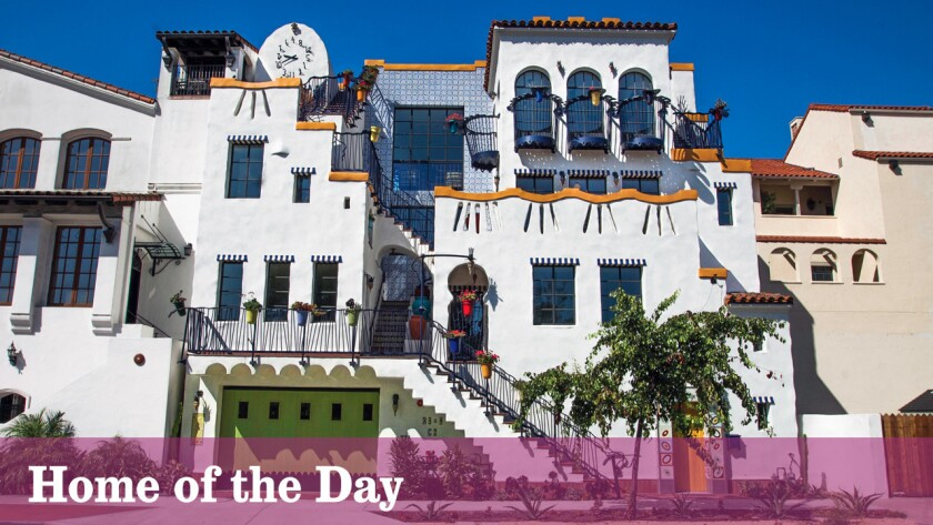 Home of the Day: A Dr. Seuss-like space in Santa Barbara