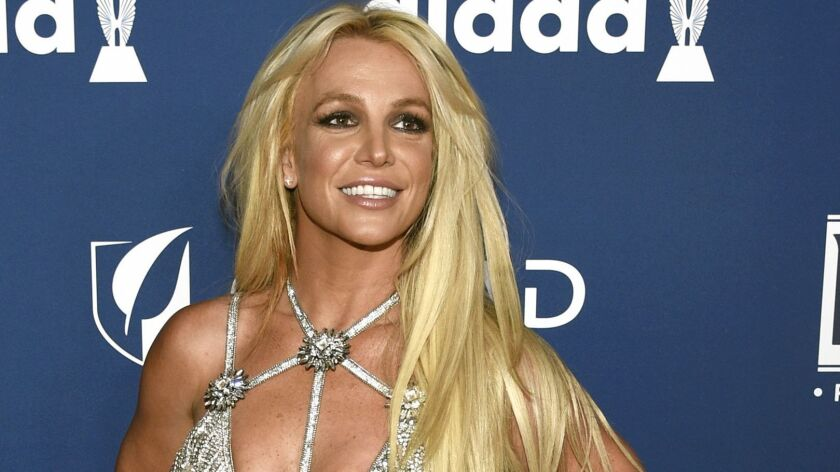 "Britney Spears has a cameo in the upcoming horror comedy ""Corporate Animals,"" which premieres at Sundance."