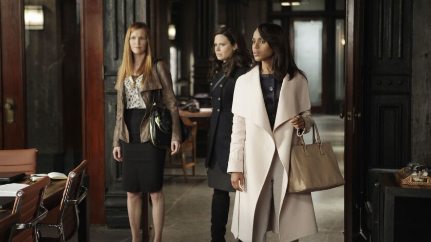 DARBY STANCHFIELD, KATIE LOWES, KERRY WASHINGTON