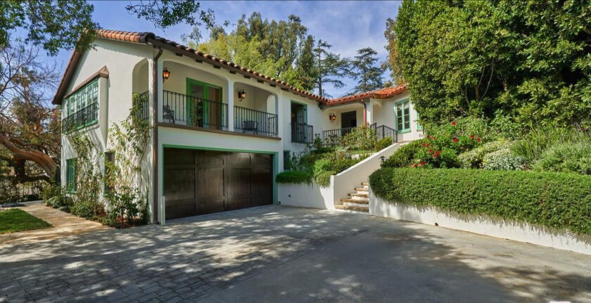 Stephanie Savage's Los Feliz home