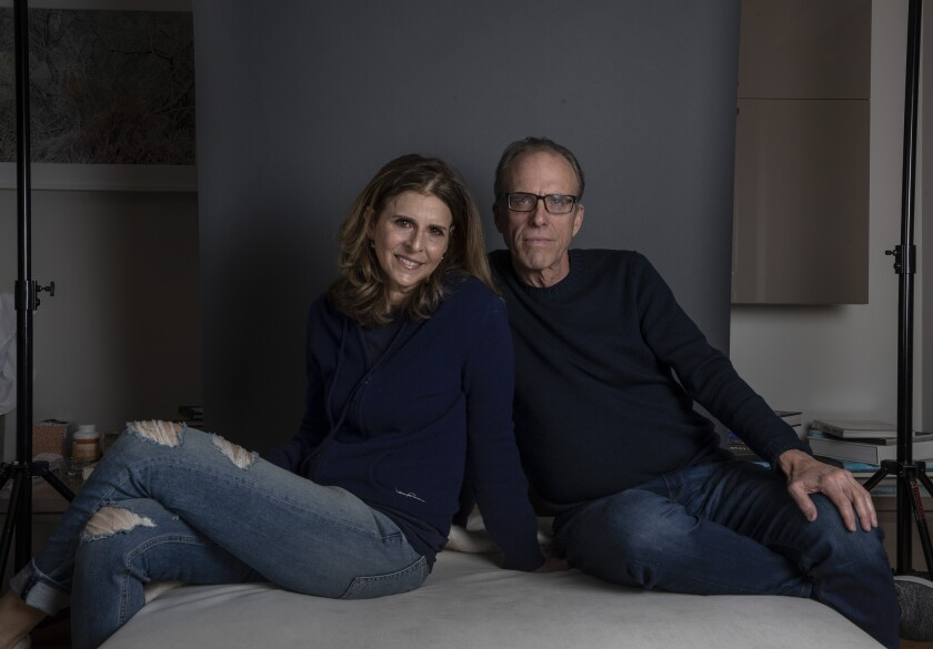 Amy Ziering and Kirby Dick