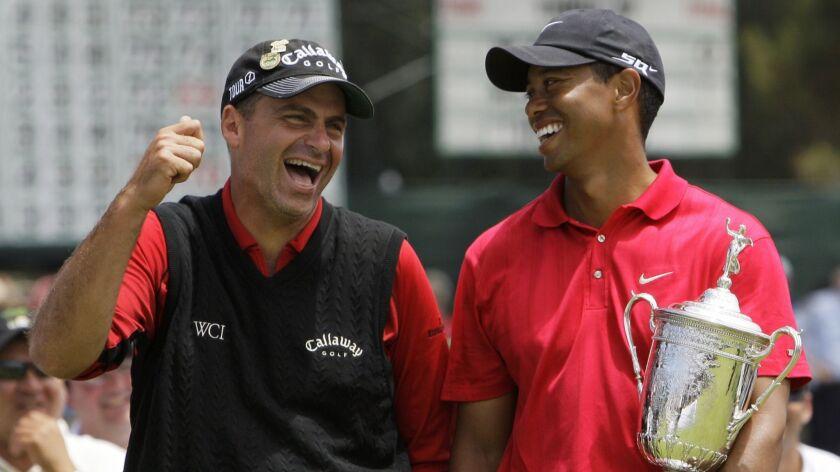 Rocco Mediate, Tiger Woods