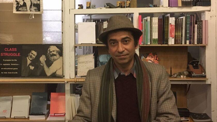 Mohsen Emadi at The Poetic Research Bureau.