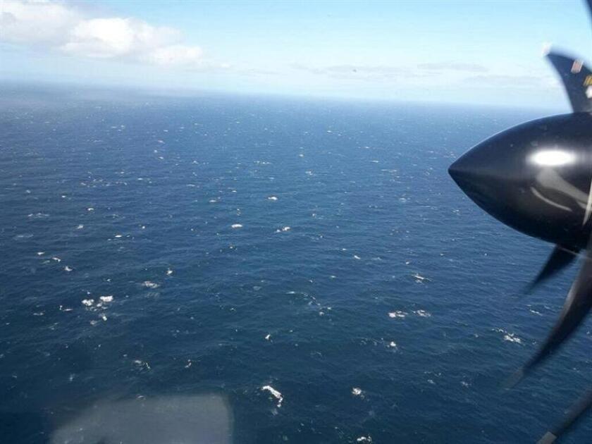 """Trump advierte que """"no queda mucho tiempo"""" para los submarinistas argentinos"""