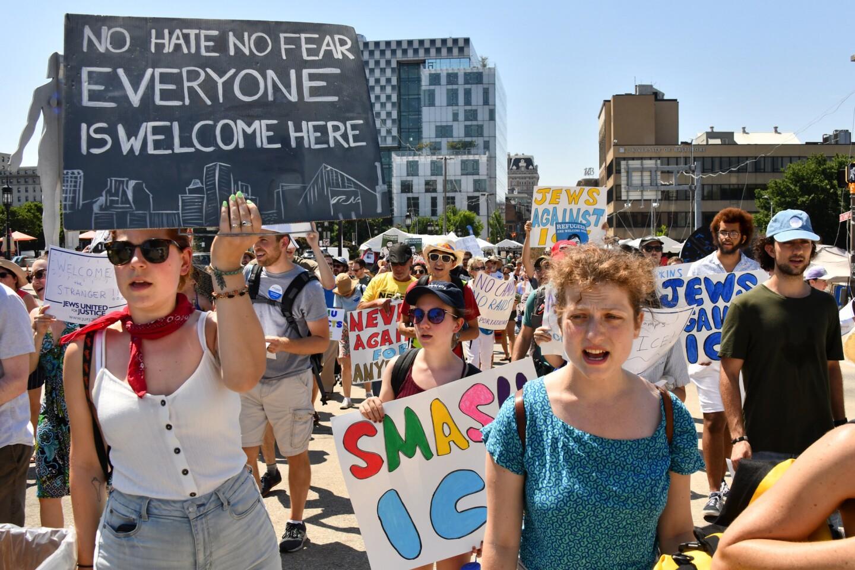 Baltimore Jews Against ICE