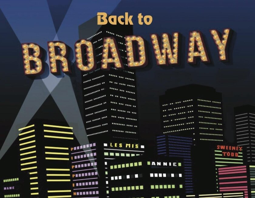 Pacific Coast Chorale present 'Back to Broadway'