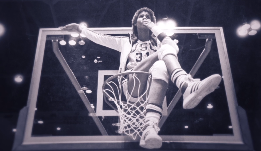 USC basketball great Cheryl Miller helped lead the Trojans to consecutive NCAA title in 1983-84.
