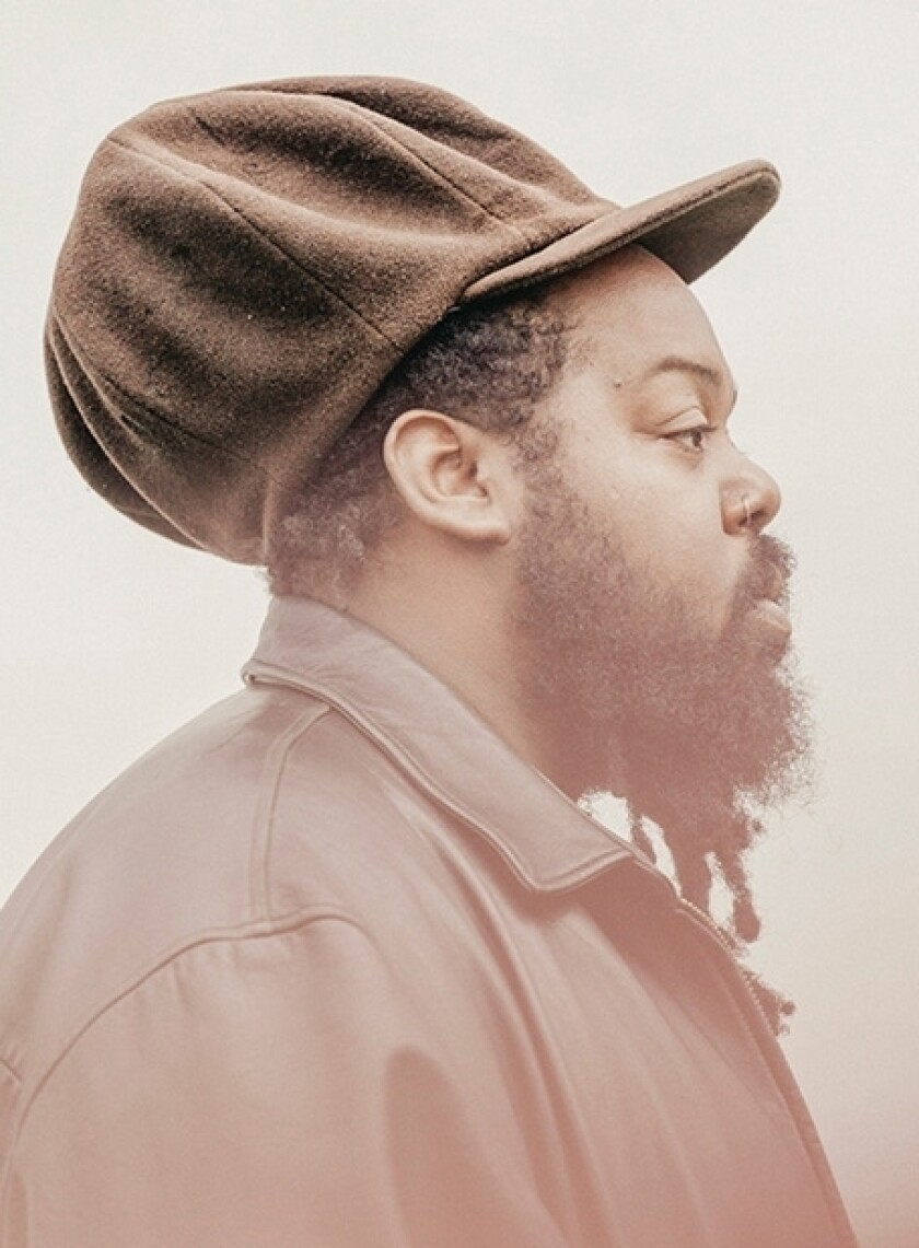 Gregory Shorter, a.k.a. music artist and producer Ras G.