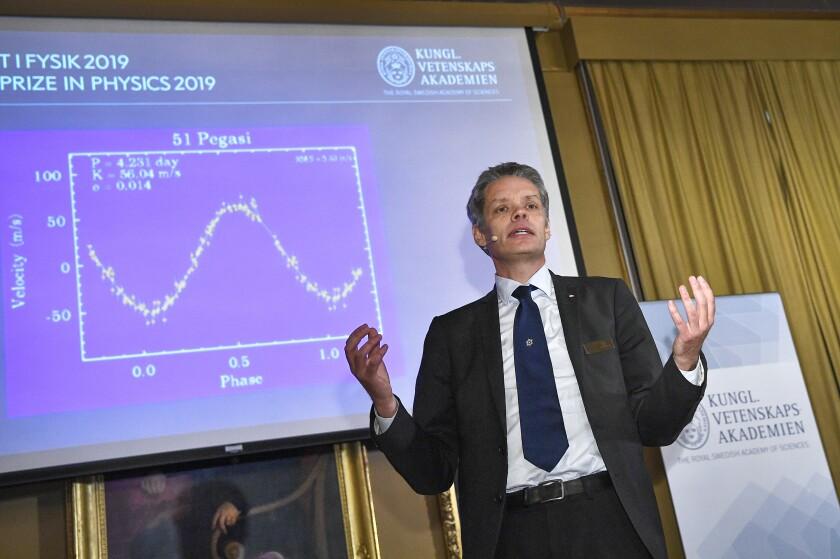 Sweden Nobel Physics