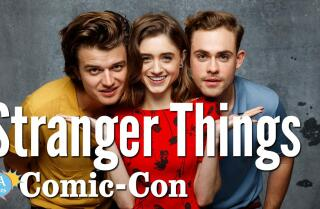"""Stranger Things"" Cast At Comic-Con 2017"