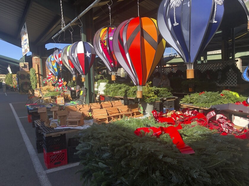 Christmas Trees-Tight Supply
