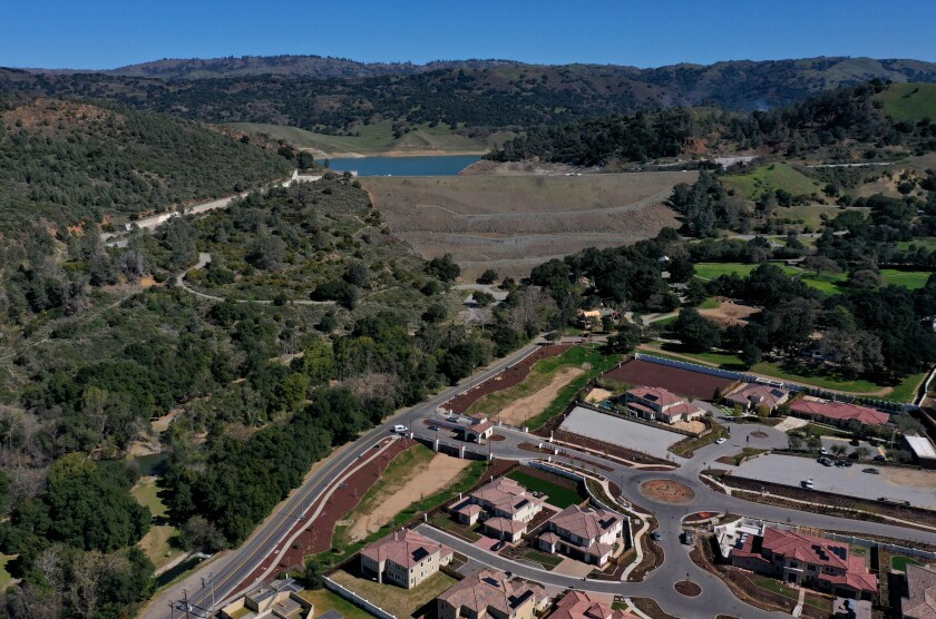 Major Silicon Valley Reservoir To Be Drained Due To Earthquake Risk