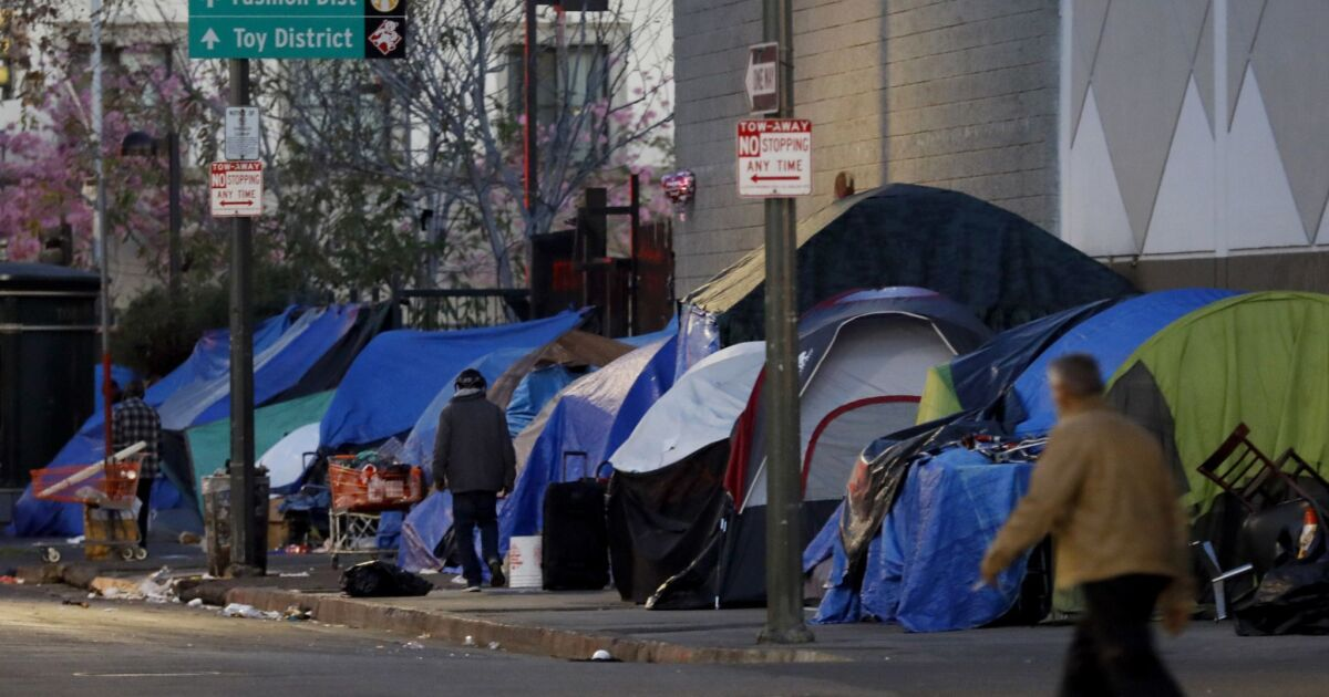 California has the most homeless people of any state. But L.A. is still a national model